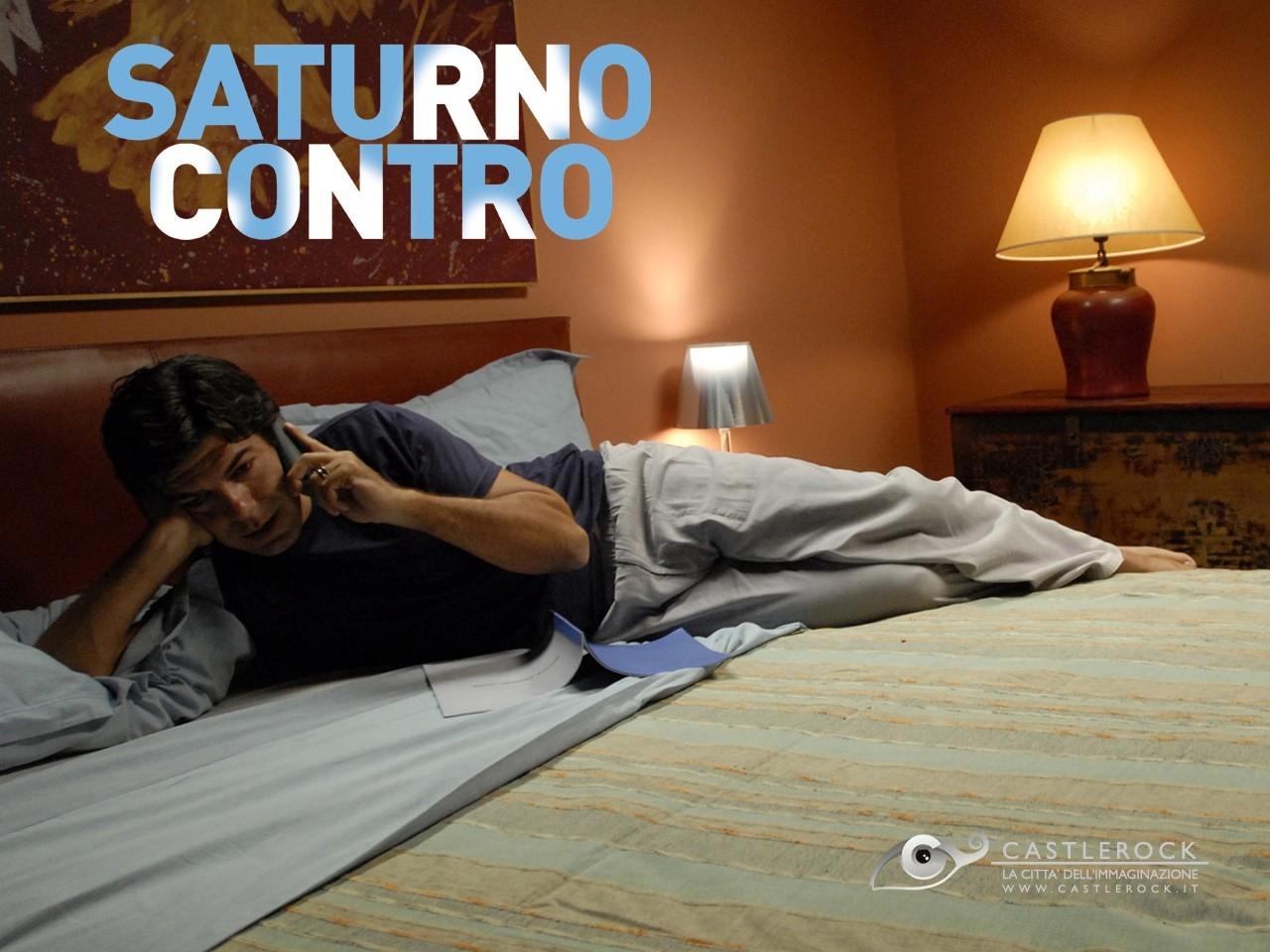Wallpaper del film Saturno contro con Pierfrancesco Favino