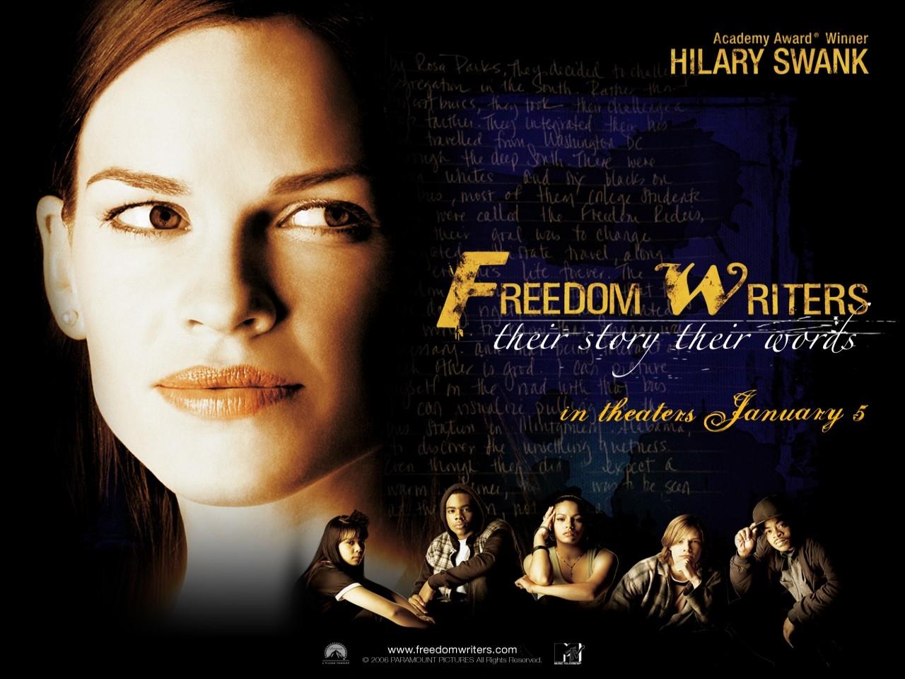 Wallpaper del film Freedom Writers