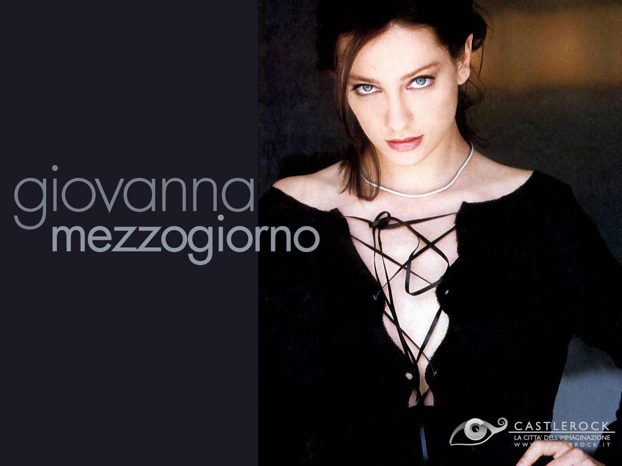 Wallpaper di Giovanna Mezzogiorno