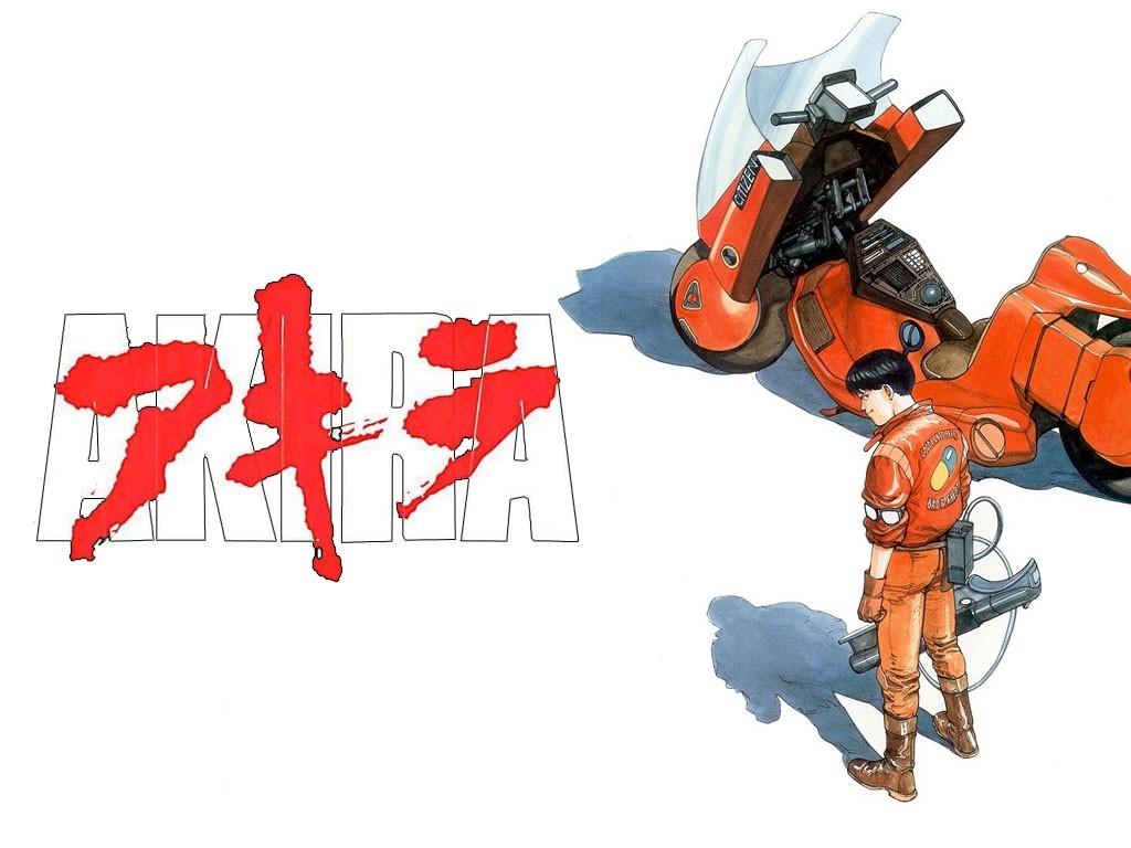 Wallpaper del film Akira