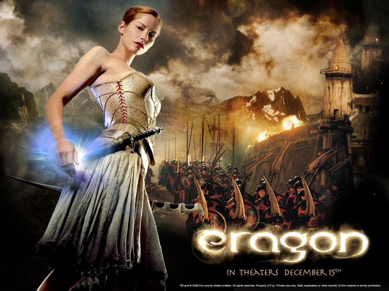 Wallpaper del film Eragon