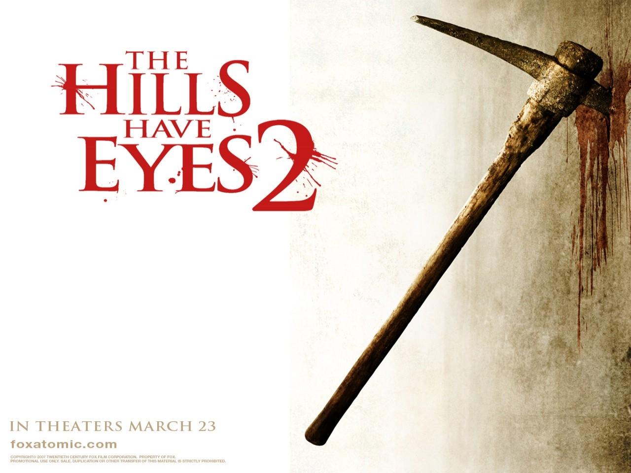 Wallpaper del film Le colline hanno gli occhi 2 (2007)