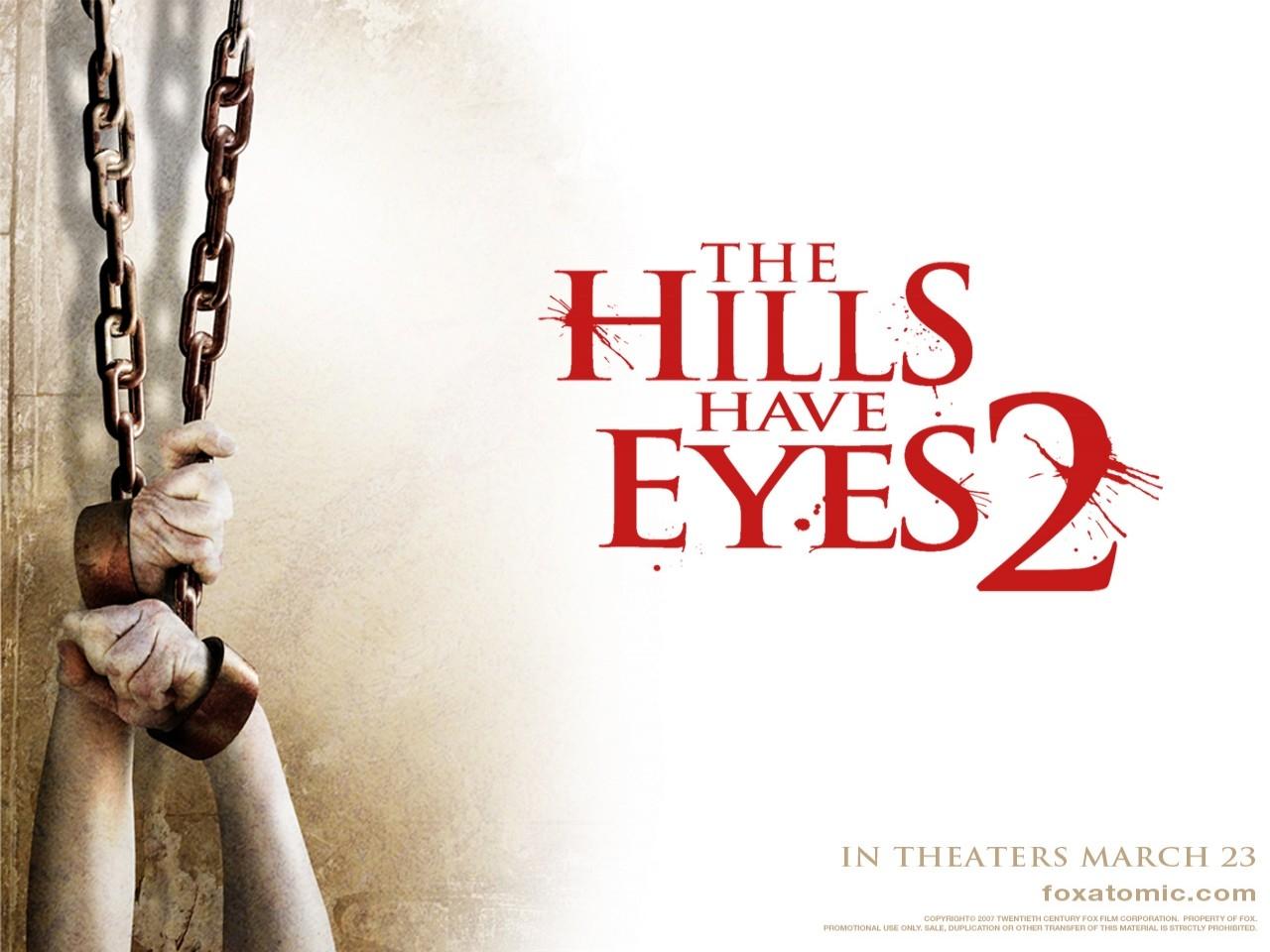 Wallpaper del film Le colline hanno gli occhi 2