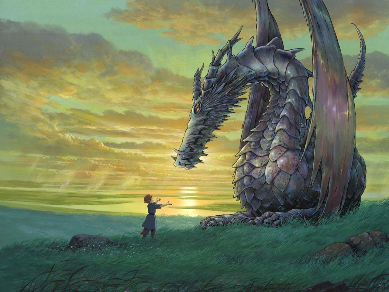 Wallpaper del film I racconti di Terramare