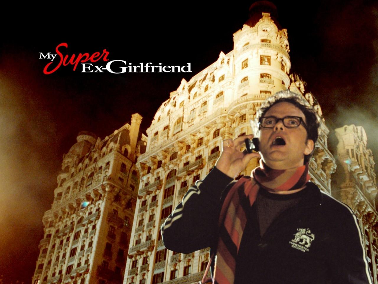 Wallpaper del film La mia Super Ex-Ragazza