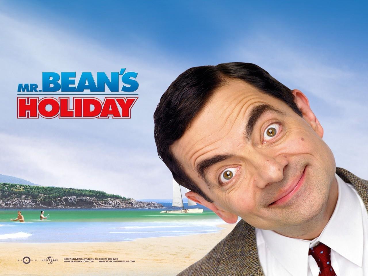 Wallpaper del film Mr. Bean's Holiday