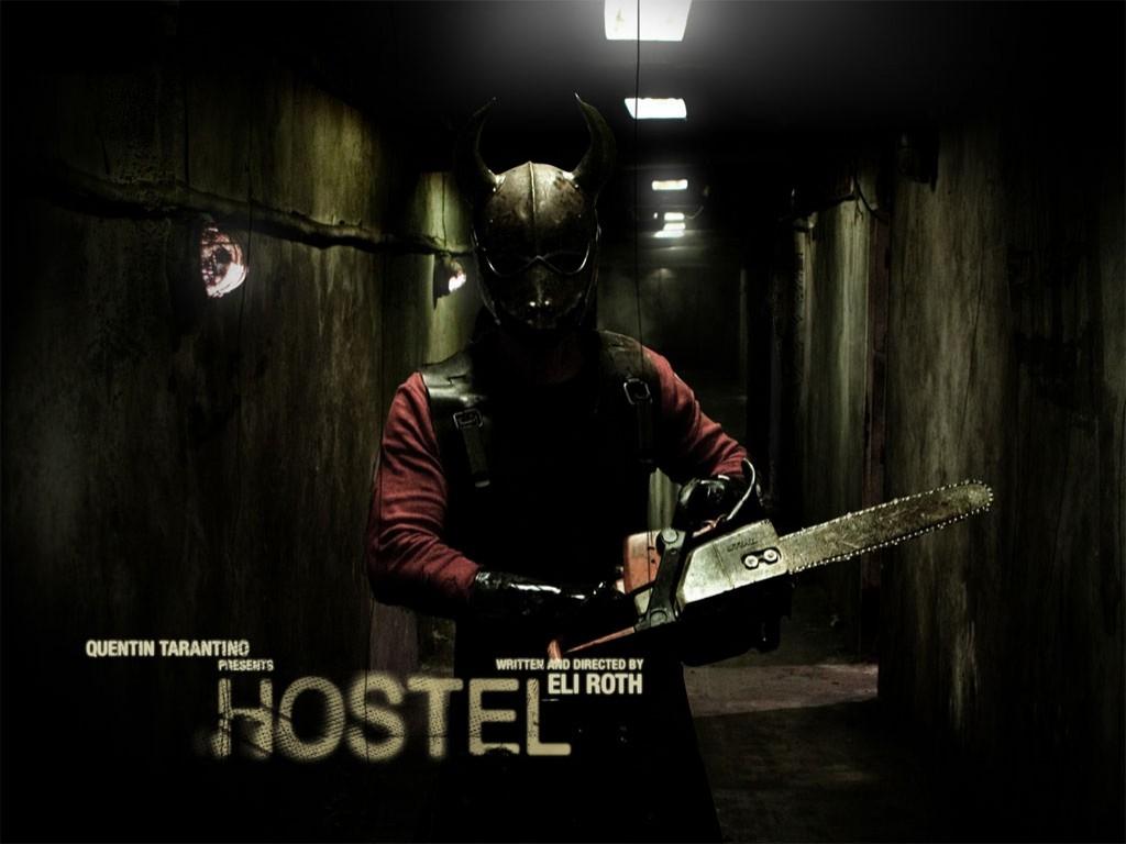 Wallpaper dell'horror Hostel