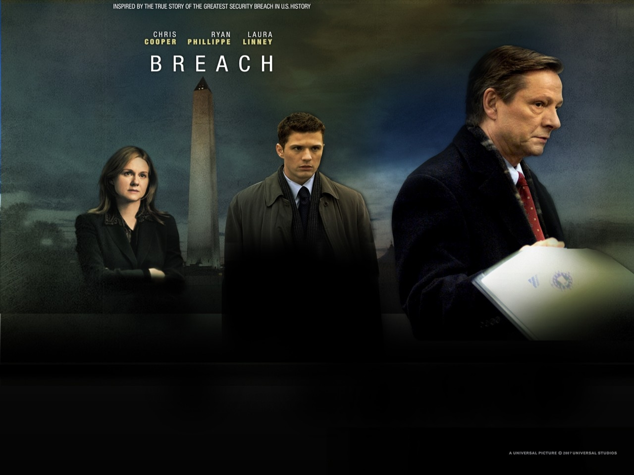 Wallpaper del film Breach - L'infiltrato