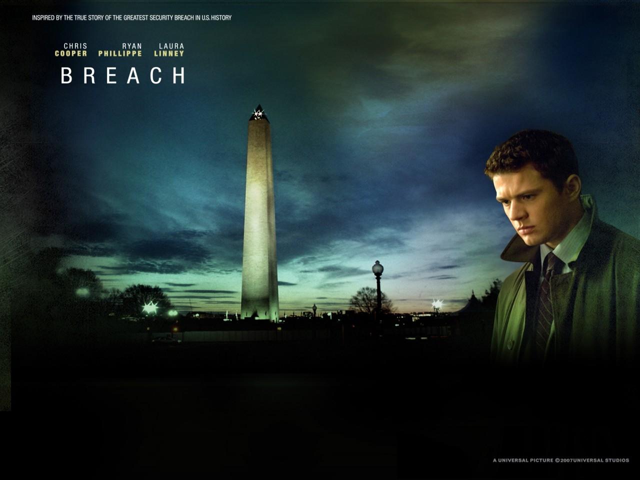 Wallpaper del film Breach - L'infiltrato