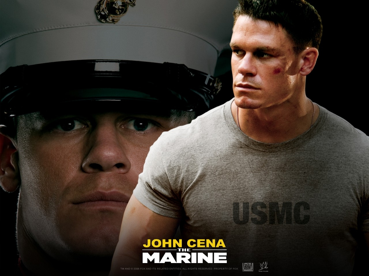 Wallpaper del film Presa mortale con John Cena