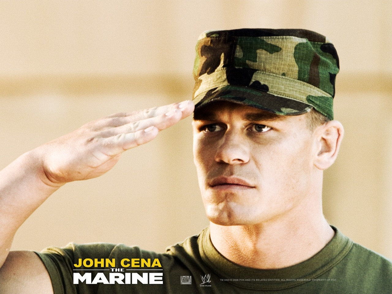Wallpaper del film Presa mortale (The Marine)