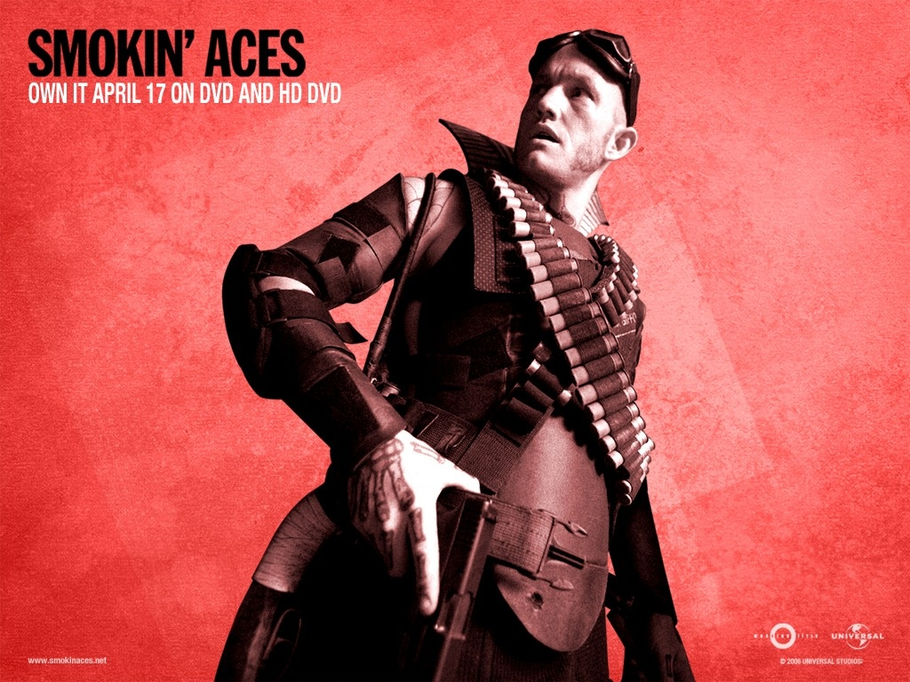 Wallpaper del film Smokin' Aces (2007)