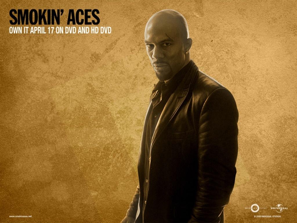 Wallpaper del film Smokin' Aces con Common