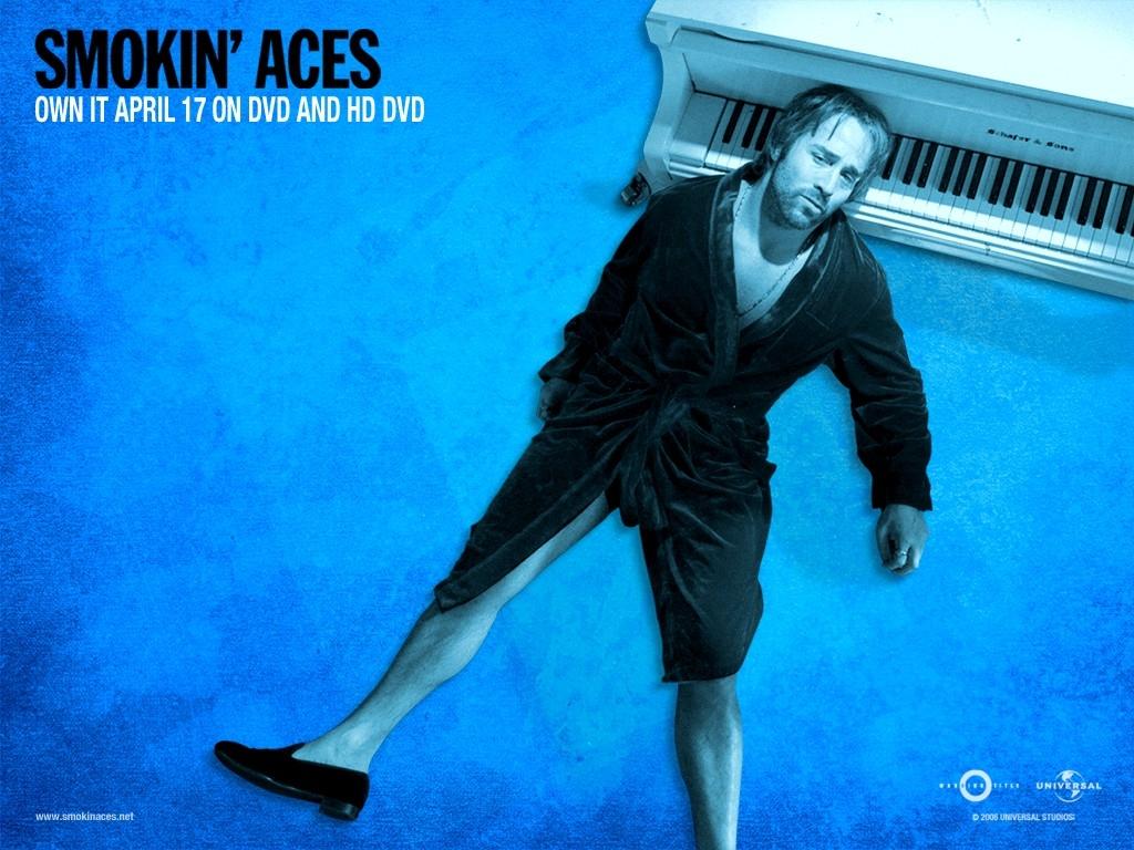Wallpaper del film Smokin' Aces con Jeremy Piven