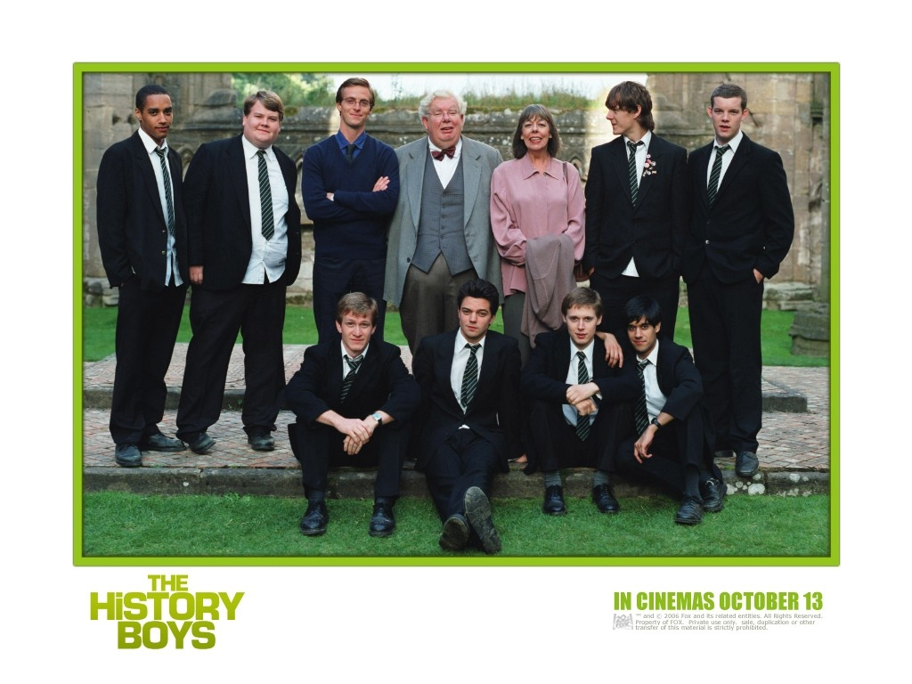 Wallpaper del film The History Boys