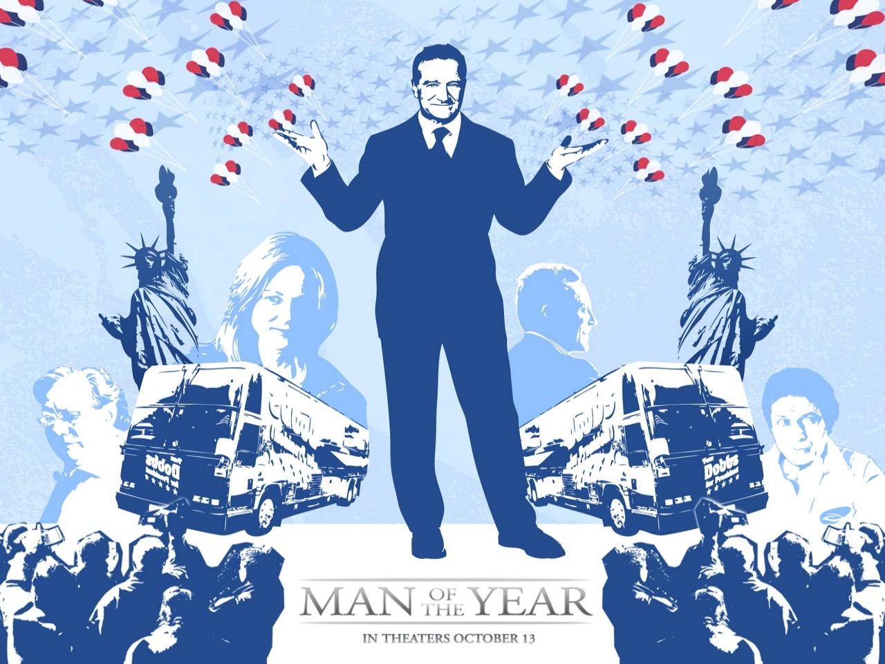 Wallpaper del film L'uomo dell'anno