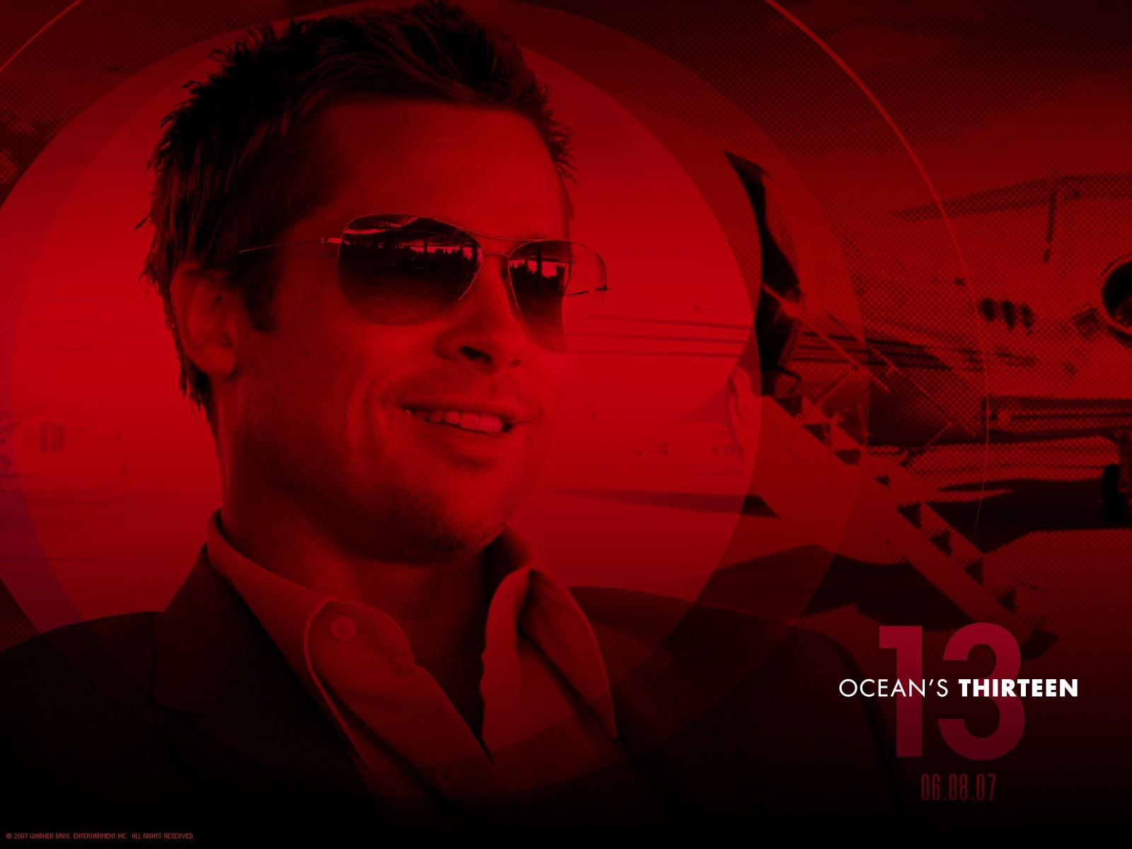 Wallpaper del film Ocean's Thirteen