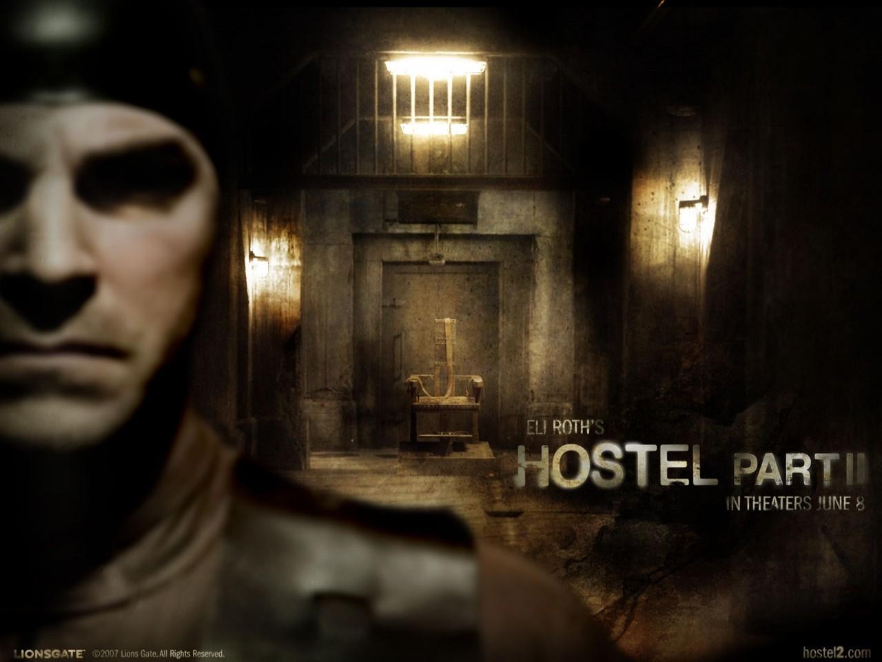 Wallpaper dell'horror Hostel: Part II