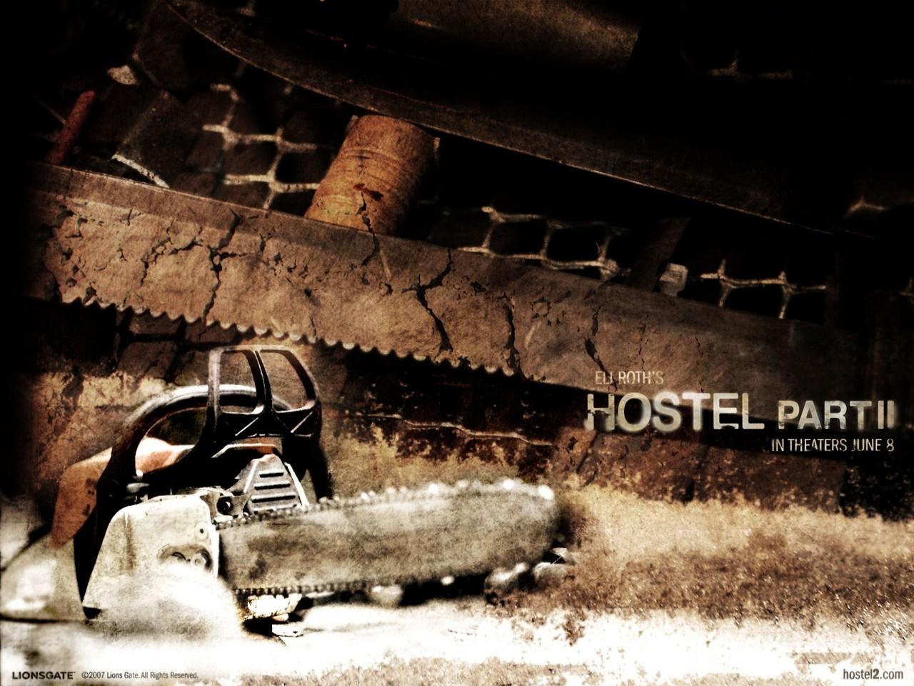 Wallpaper del film Hostel: Part II