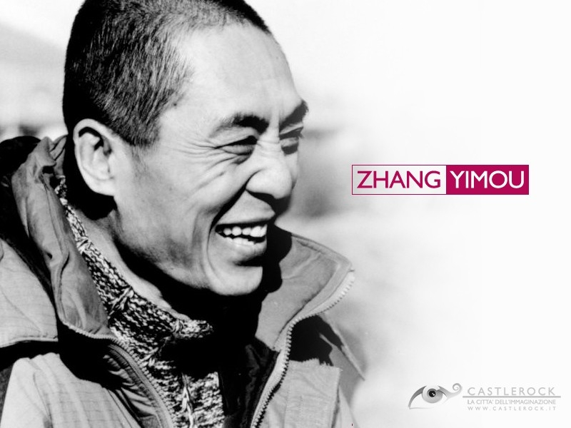 Wallpaper di Zhang Yimou
