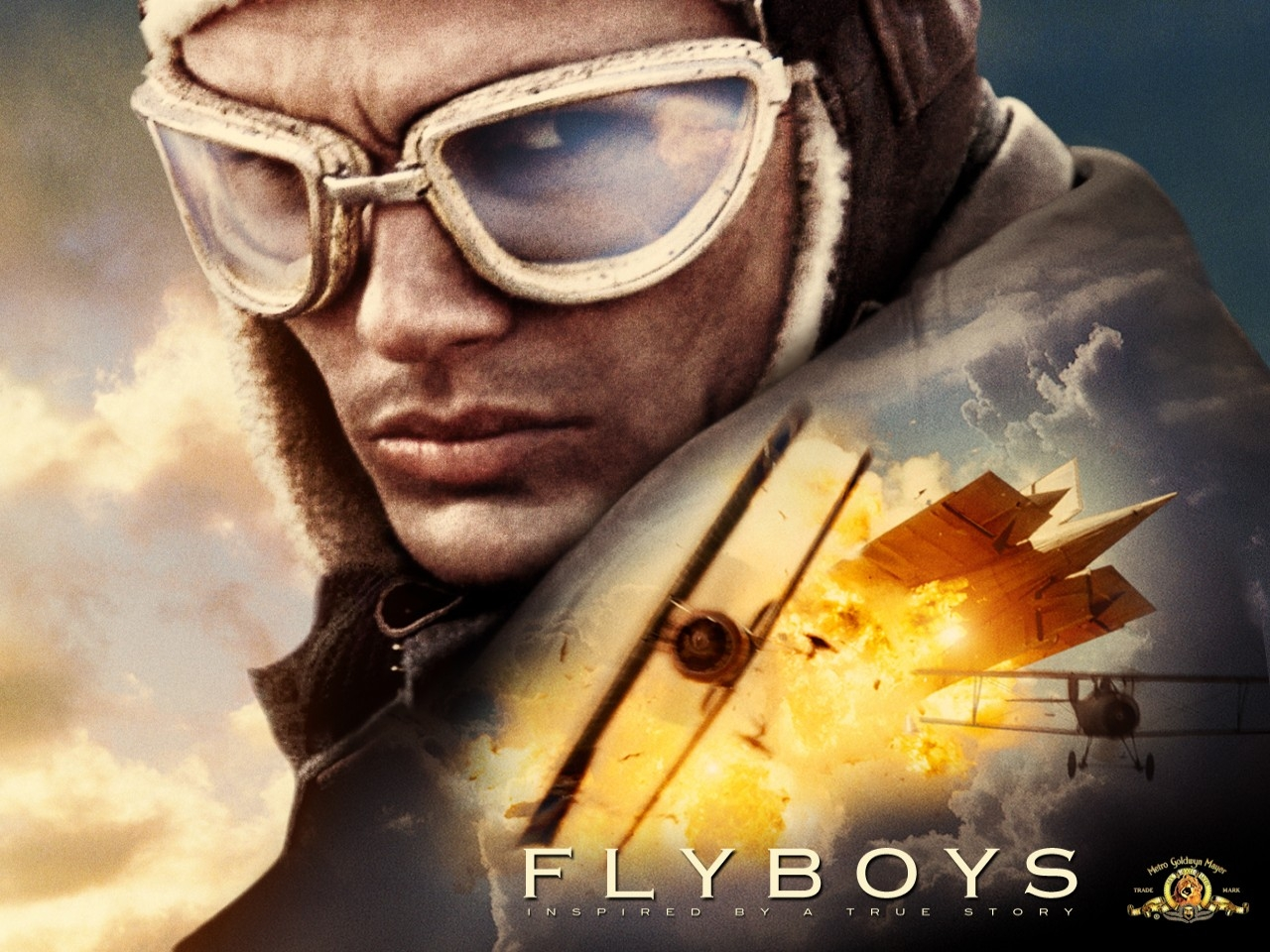 Wallpaper del film Giovani Aquile - Flyboys