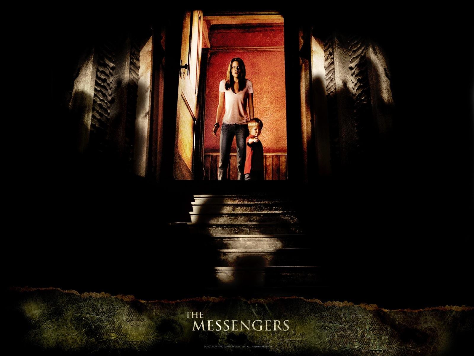 Wallpaper dell'horror The Messengers