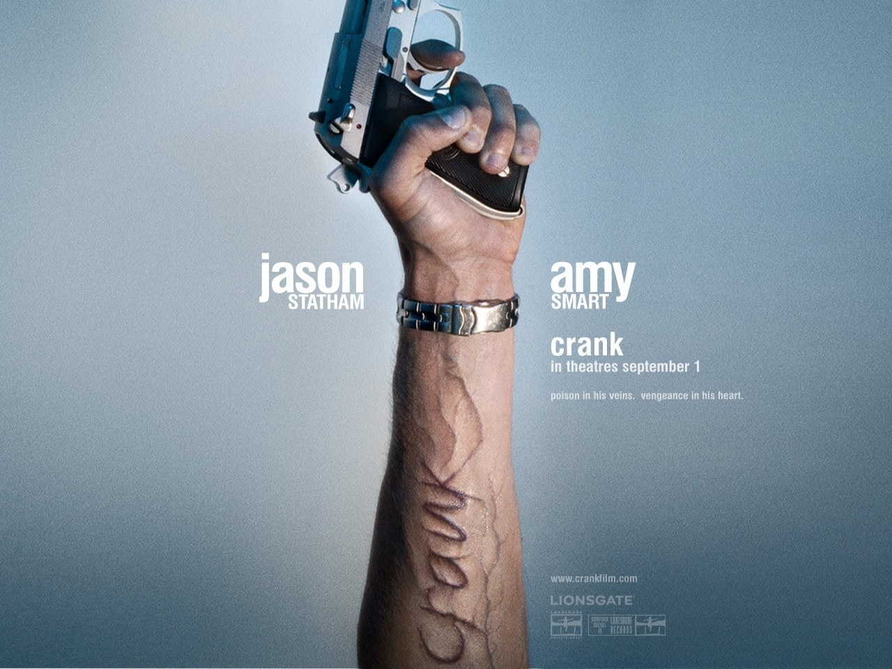 Desktop Wallpaper del film Crank