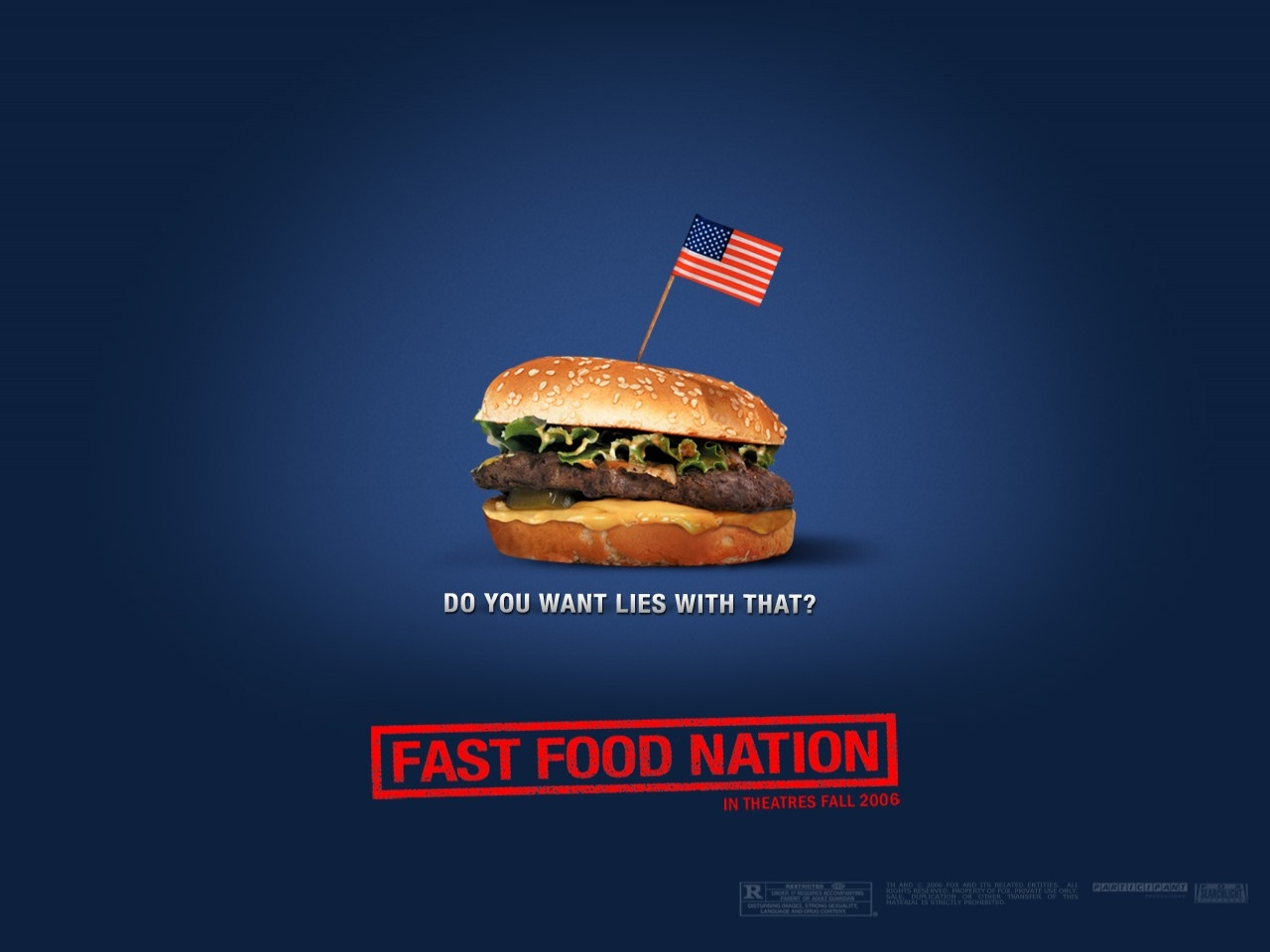 Wallpaper del film Fast Food Nation