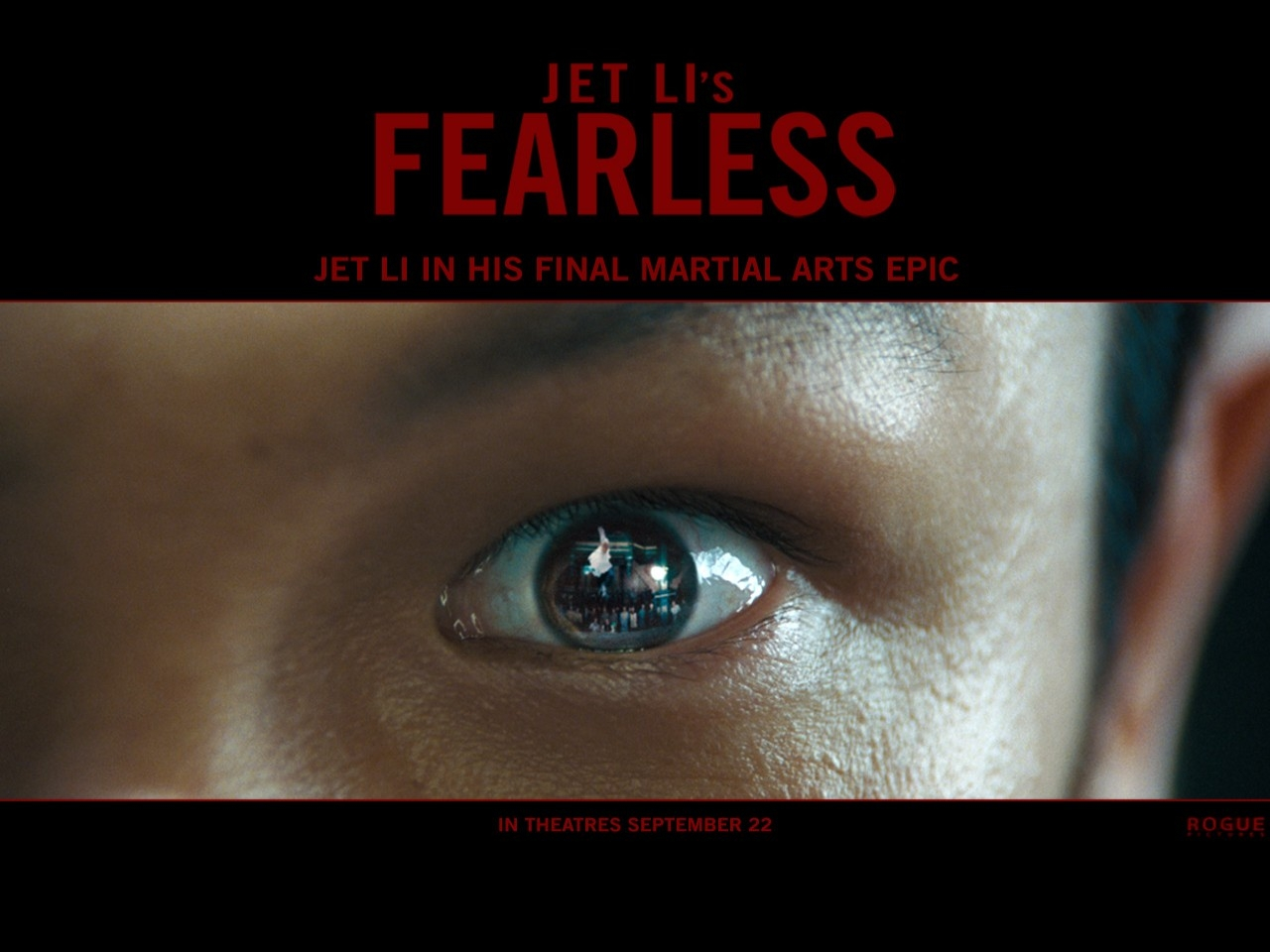 Wallpaper del film Fearless