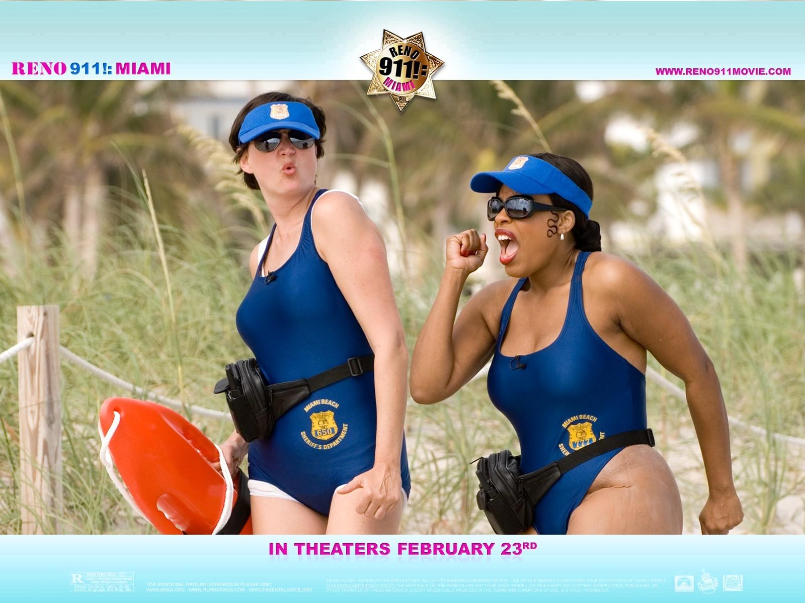 Wallpaper del film Reno 911!: Miami