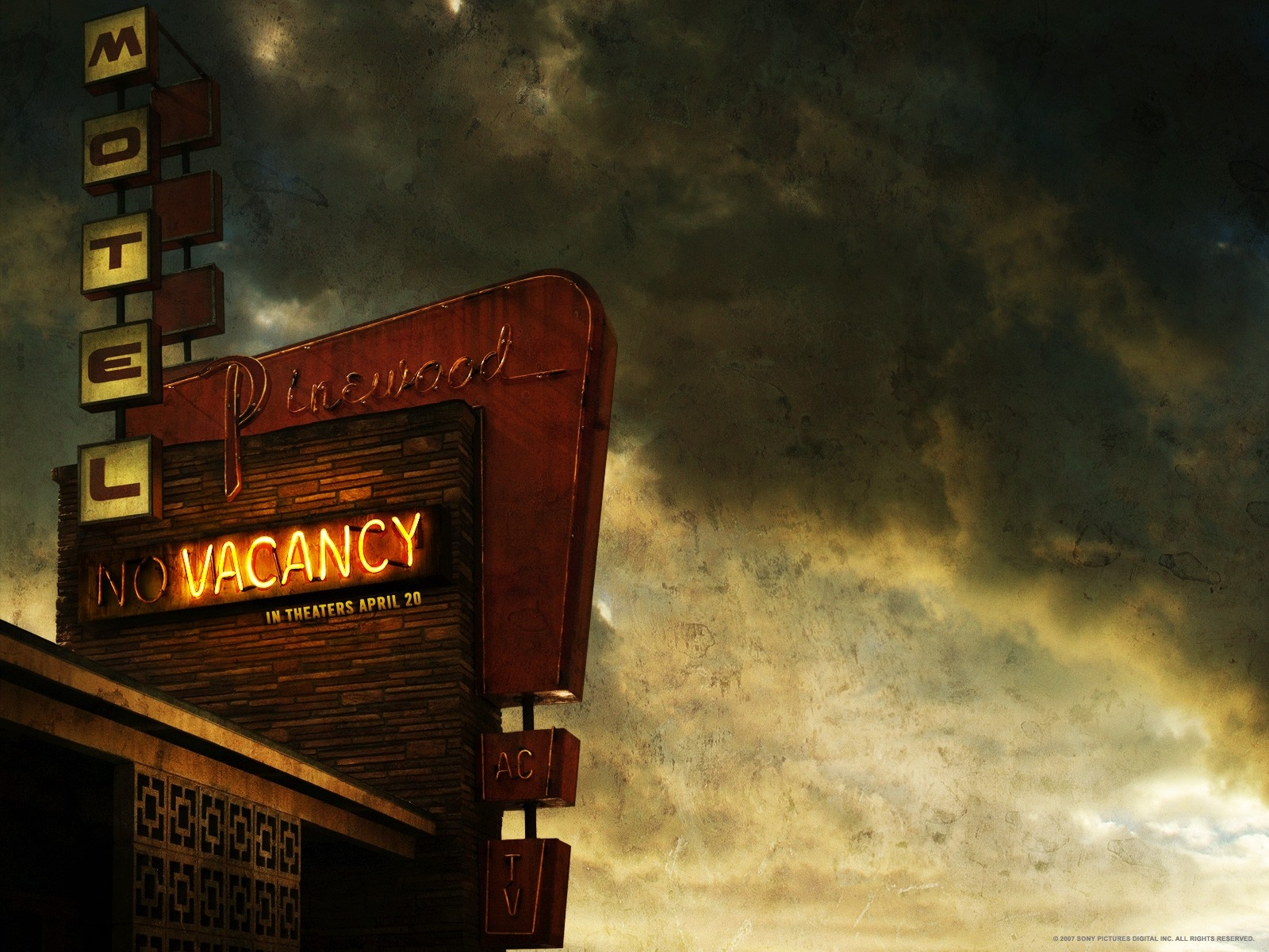 Wallpaper del thriller Vacancy