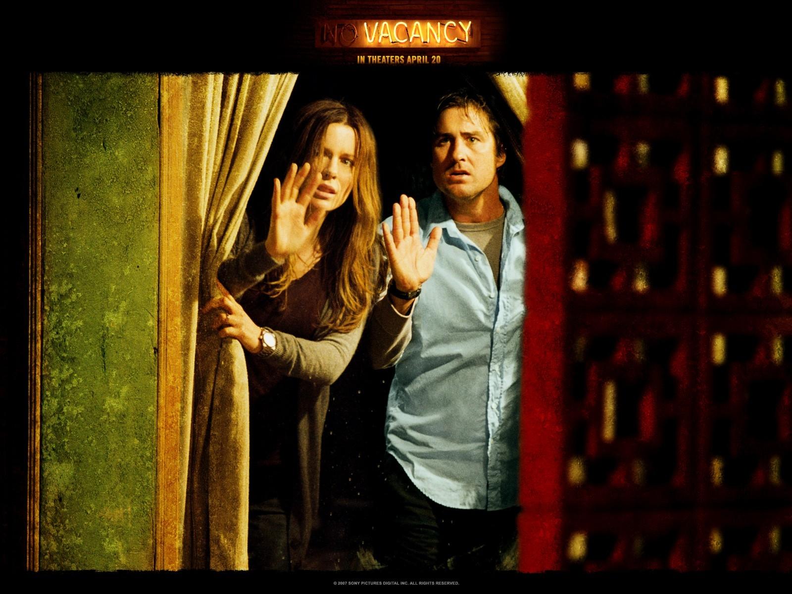 Wallpaper del film Vacancy con Wilson e la Beckinsale