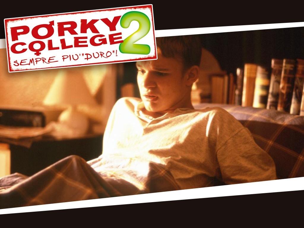 Wallpaper del film Porky College 2 - sempre più duro