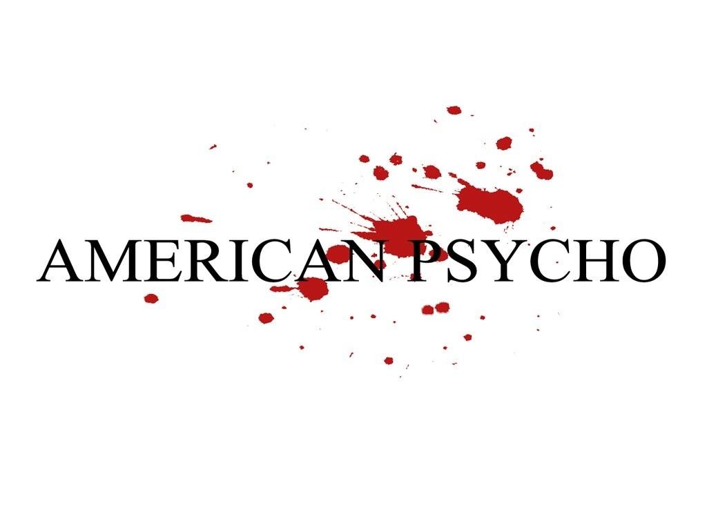 Wallpaper del film American Psycho