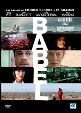 La copertina DVD di Babel - Edizione speciale