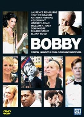 La copertina DVD di Bobby