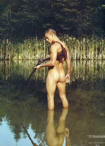 Un'immagine sexy di Channing Tatum