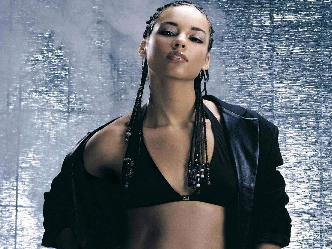Wallpaper di Alicia Keys