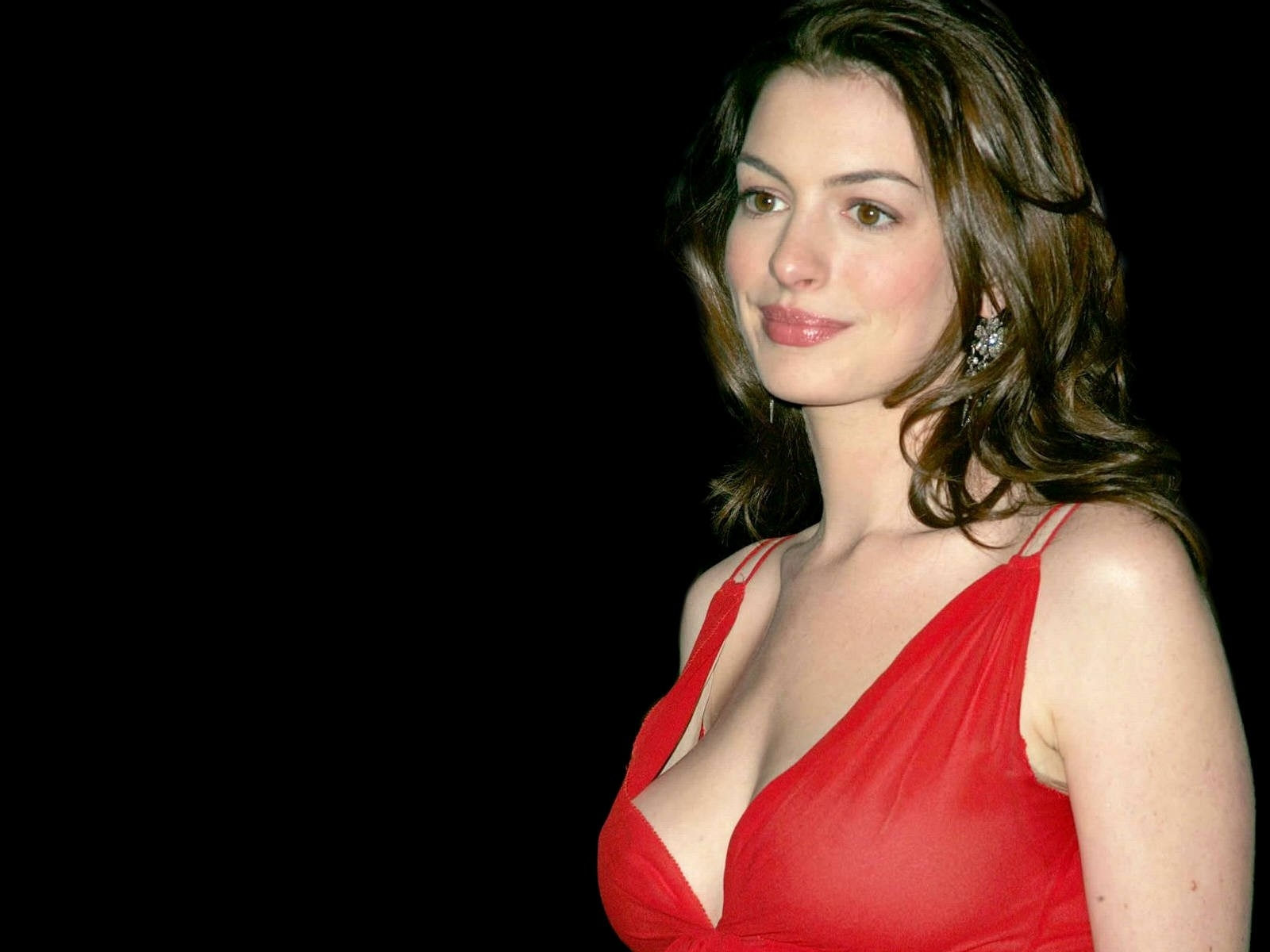 Wallpaper di Anne Hathaway - 6