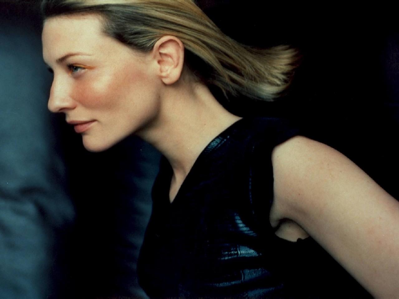 un wallpaper di Cate Blanchett