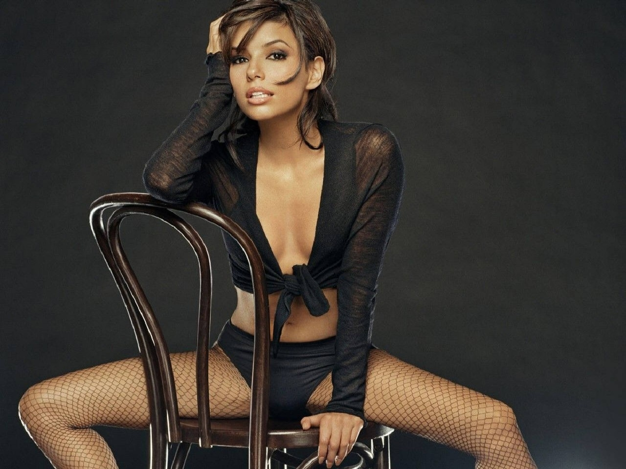 Wallpaper di Eva Longoria Parker in versione hot