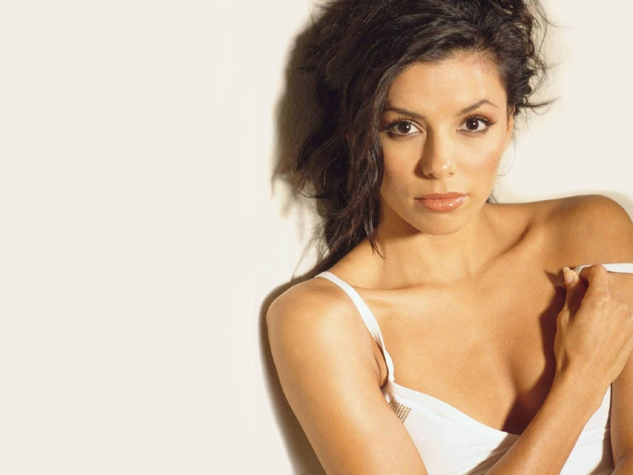 Wallpaper di Eva Longoria - l'attrice interpreta la simpatica Gabrielle Solis in Desperate Housewives