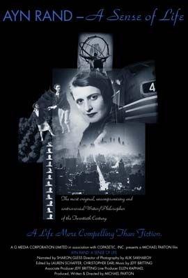 La locandina di Ayn Rand: A Sense of Life