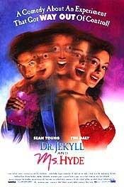 La locandina di Dr. Jekyll & Miss Hyde
