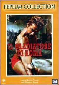 La locandina di Il gladiatore di Roma
