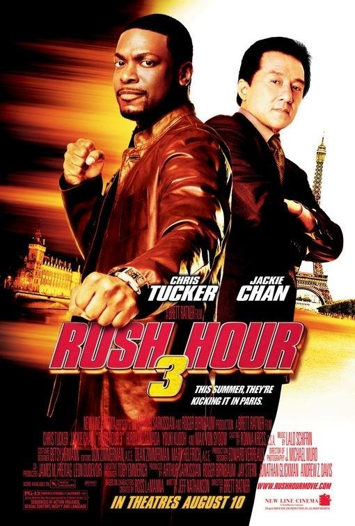 La locandina di Rush Hour - Missione Parigi
