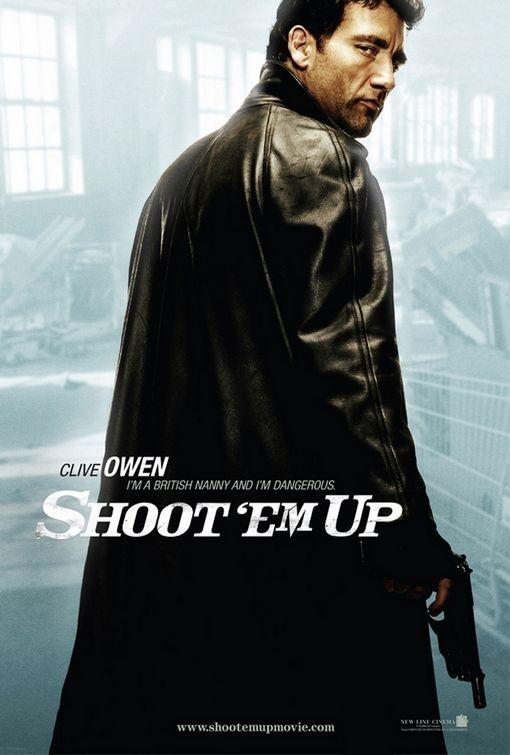 La locandina di Shoot 'Em Up
