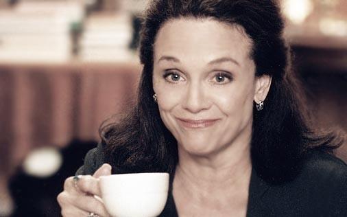 Valerie Harper in una scena di Sex and the City, episodio Dettagli non trascurabili