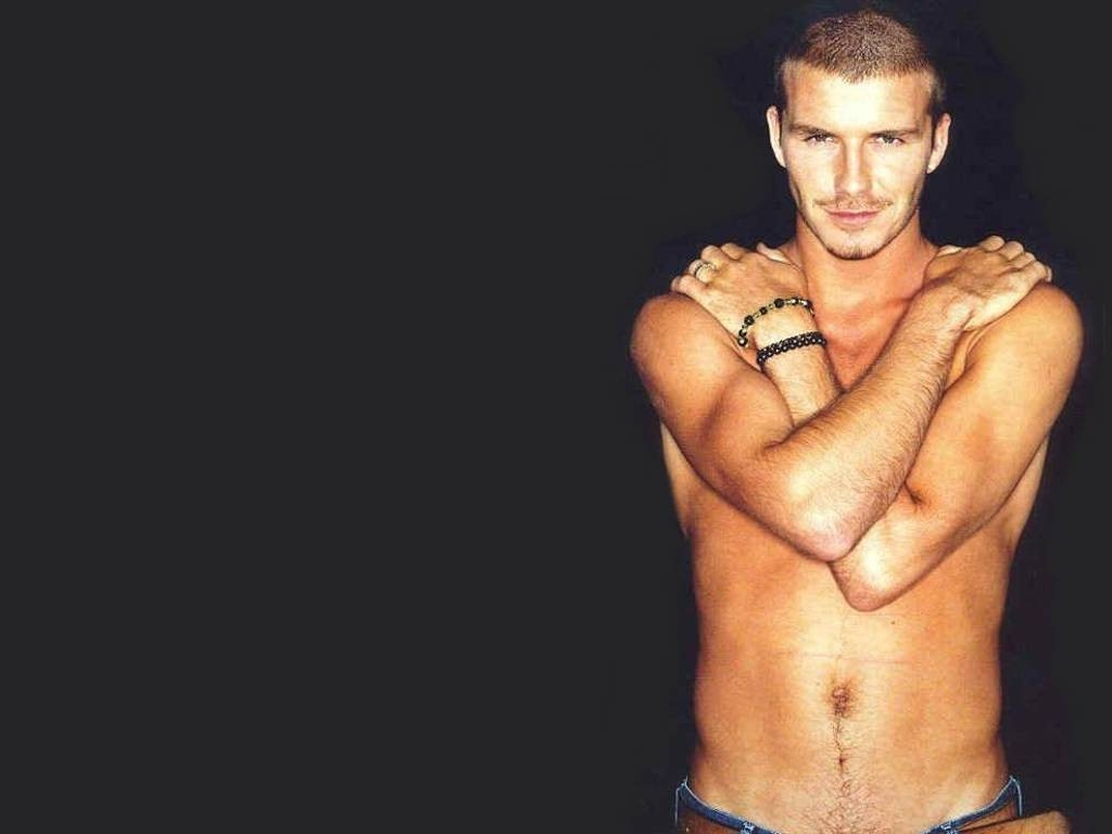 Wallpaper sexy di David Beckham
