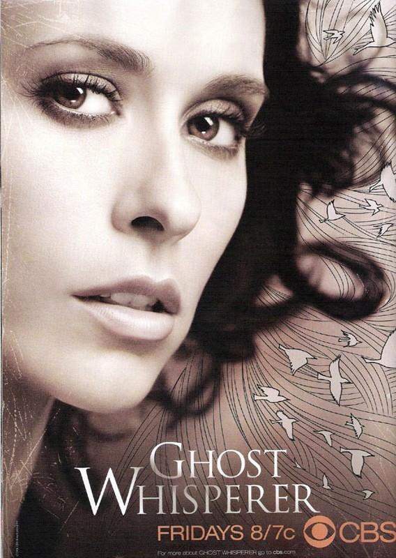 locandina di Ghost Whisperer